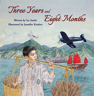 Three  Years and Eight Months Cover